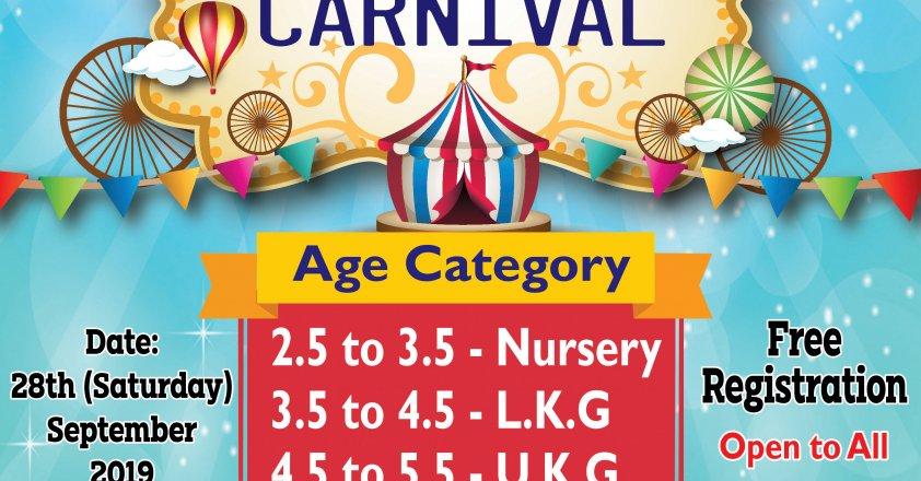 Rhymes carnival