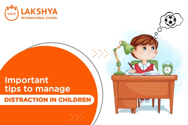 Important Tips to manage distraction in children